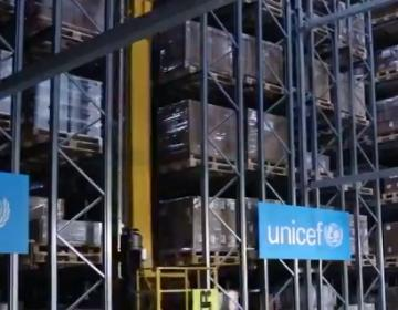 UNICEF almacenará 520 millones de jeringas para vacuna contra...