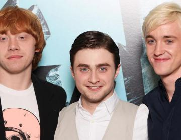 Tom Felton planea reunir al elenco de Harry Potter próximamente