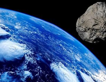 Asteroide impactará contra la atmósfera un día antes de las...