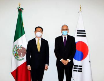 México y República de Corea fortalecen su relación bilateral