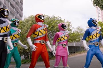 Power Rangers planea expandirse a la televisión