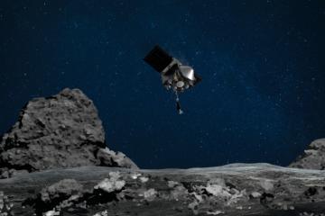 La nave espacial OSIRIS-REx de la NASA toca un asteroide