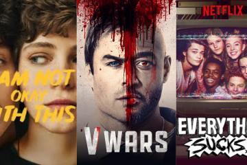Series de Netflix que fueron canceladas tras una sola temporada