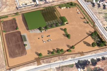 Comienza la construcción de nuevo parque en Condado de San Diego