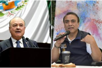 Ex Gobernador Ernesto Ruffo apoya a Julián Leyzaola para Alcalde...
