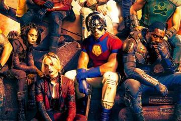 """Lanza portada oficial de """"The Suicide Squad"""""""