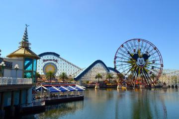 Tiendas y restaurantes de California Adventure que formarán parte...