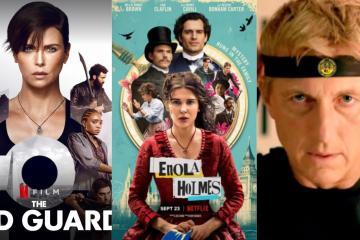 Netflix revela las series, películas y documentales más vistos...