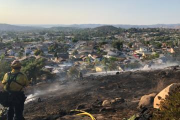 Sobrevivientes de Valley Fire pueden solicitar ayuda federal por...