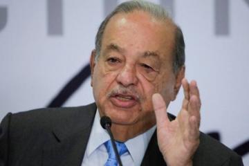Carlos Slim propone jubilarse a los 75 años y jornadas de 11 horas...