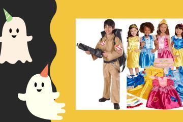 Cazando Ofertas: Disfraces de Halloween perfectos para tus hijos