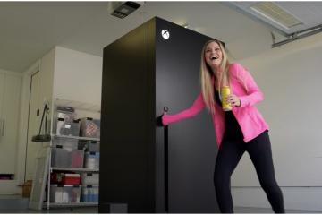 Xbox regalará refrigeradores con forma de Xbox Series
