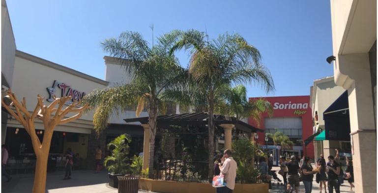 Modernizarán instalaciones de Plaza Río