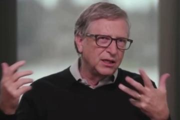 """Bill Gates admite que la vacuna del Covid-19 """"no es..."""