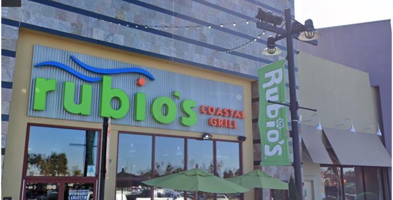 Rubio's Coastal Grill se declara en bancarrota