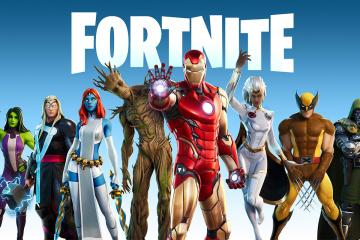 Habrá más colaboraciones entre Marvel y Fortnite próximamente