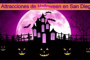Curiosidades de CaliBaja: 8 Atracciones de Halloween en San Diego