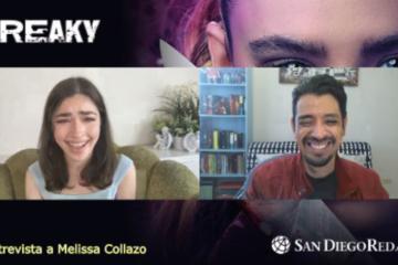 "Entrevista a Melissa Collazo sobre la cinta de horror ""..."