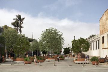 """Plaza Santo Tomás: """"el proyecto cultural más ambicioso de Baja..."""
