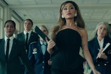 Ariana Grande lanza su nuevo álbum
