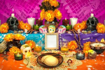 Condado de San Diego invita al Festival Virtual de Día de Muertos