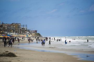 Autoridades confirman que Playas de Tijuana seguirá restringido