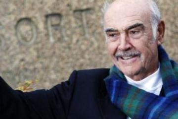 """Muere Sean Connery también conocido como """"James Bond"""""""