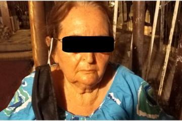Mujer de 75 años es detenida en Mexicali con droga y maquinitas