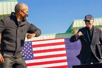 Biden bate récord de votos a diferencia de las elecciones de Obama