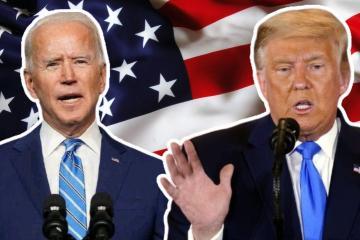 Biden está cerca de ganar la presidencia, Trump busca impugnar en...