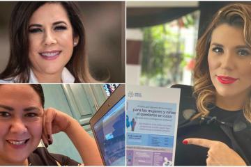 Nombres y Apellidos |  Elecciones BC 2021-INE motiva a mujeres