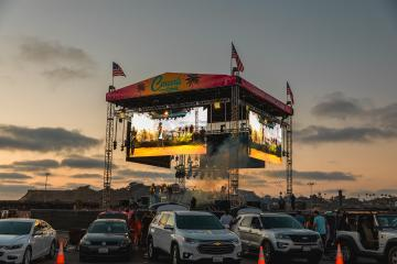 Movies in your car: Ventura County Fairgrounds
