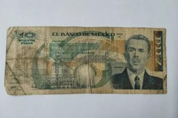10 pesos bills could be worth more than you think