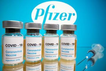 Afirma Pfizer y BioNTech que su vacuna del Covid-19 es 90% efectiva