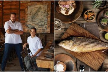 """Fauna"" restaurant in Valle de Guadalupe wins..."
