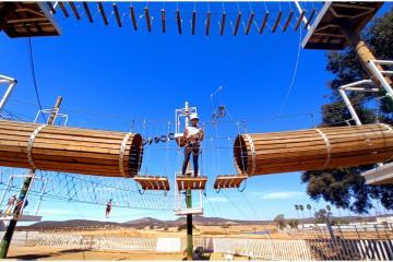 La escapada turística ideal en Tijuana: Kumiai Parque de Aventura