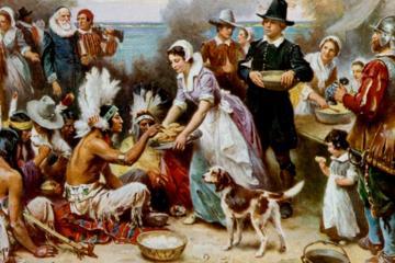 """Este es el origen de """"Thanksgiving"""" y por qué se celebra"""