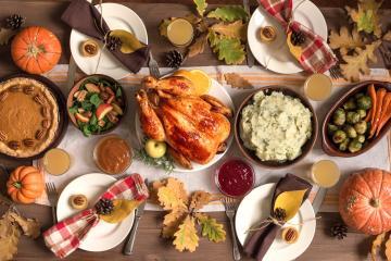 ¿Cómo celebran Thanksgiving en Estados Unidos?