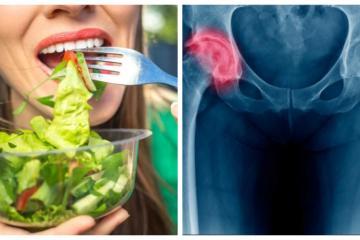 Veganos son más propensos a fracturarse los huesos por falta de carne