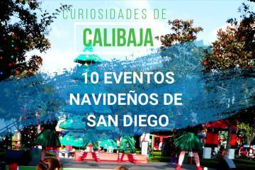 10 Eventos Navideños en San Diego
