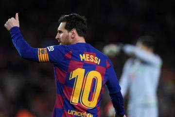Messi iguala récord de goles que Pelé mantuvo por 46 años