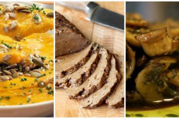5 opciones veganas para el menú de Navidad