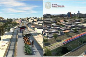 Tren Interurbano Tijuana-Tecate en camino a ser una realidad