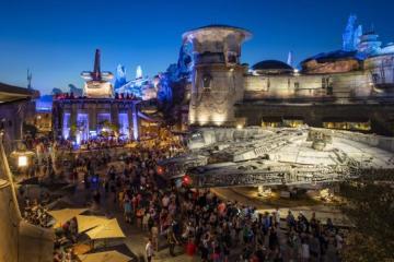 Disneyland cambiará a personajes de Star Wars Galaxy's Edge