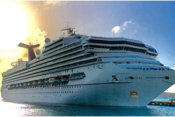 Continúa suspensión de arribo de cruceros Carnival a Ensenada