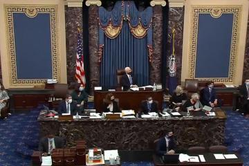 Congreso de EEUU confirma victoria de Joe Biden en medio de...