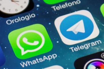 Facebook quiere tus datos de WhatsApp. Muchos deciden mudarse a...