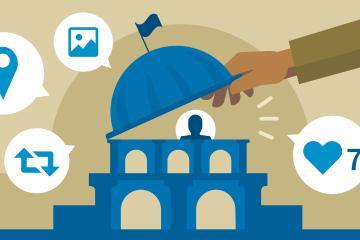 """""""Redes sociales ya son más poderosas que cualquier gobierno"""":..."""