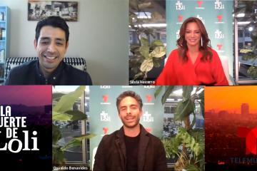 Entrevista a Silvia Navarro y Osvaldo Benavides