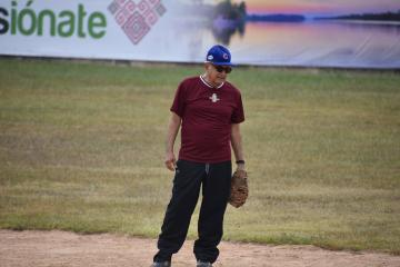 AMLO da 89 mdp para estadio de béisbol propiedad de Pío López...